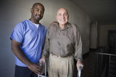 Elder Care in Oakland PA: Walkers Versus Canes