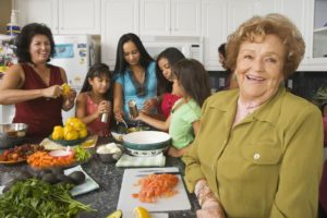 Home Care in Oakland PA: After Stroke Cooking