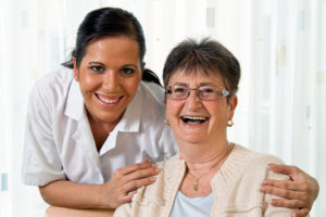 Home Health Care in South Side PA: Caregiver There for Seniors