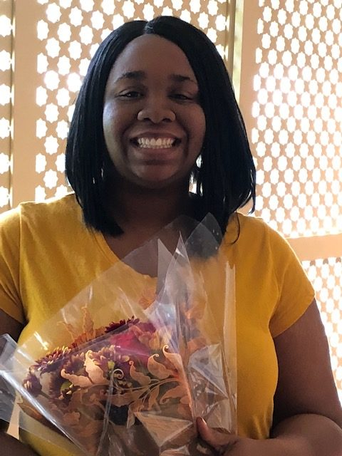Azizah - Caregiver of the month - September 2018