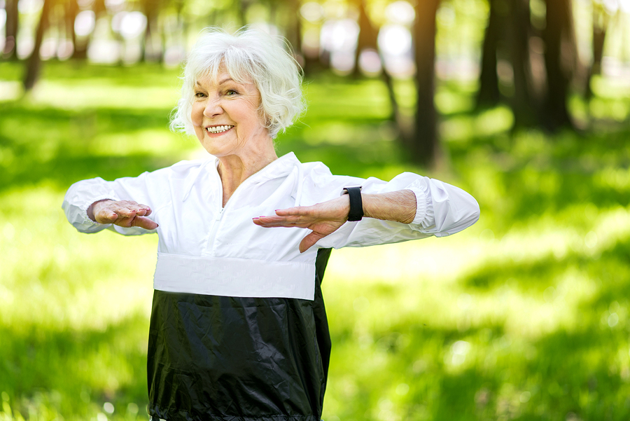 Caregiver in Edgewood PA: Alzheimer's And Exercise