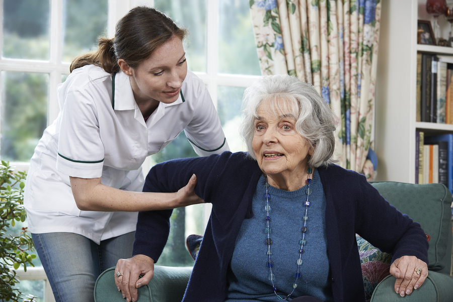 Home Care Services in Sewickley PA: Senior Dizziness