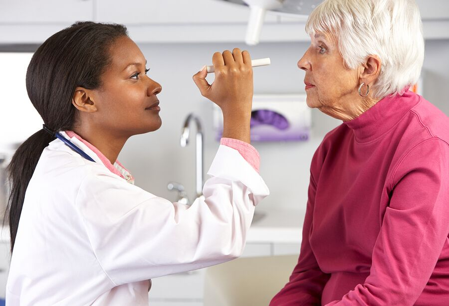 Elderly Care in Greentree PA: Low Vision