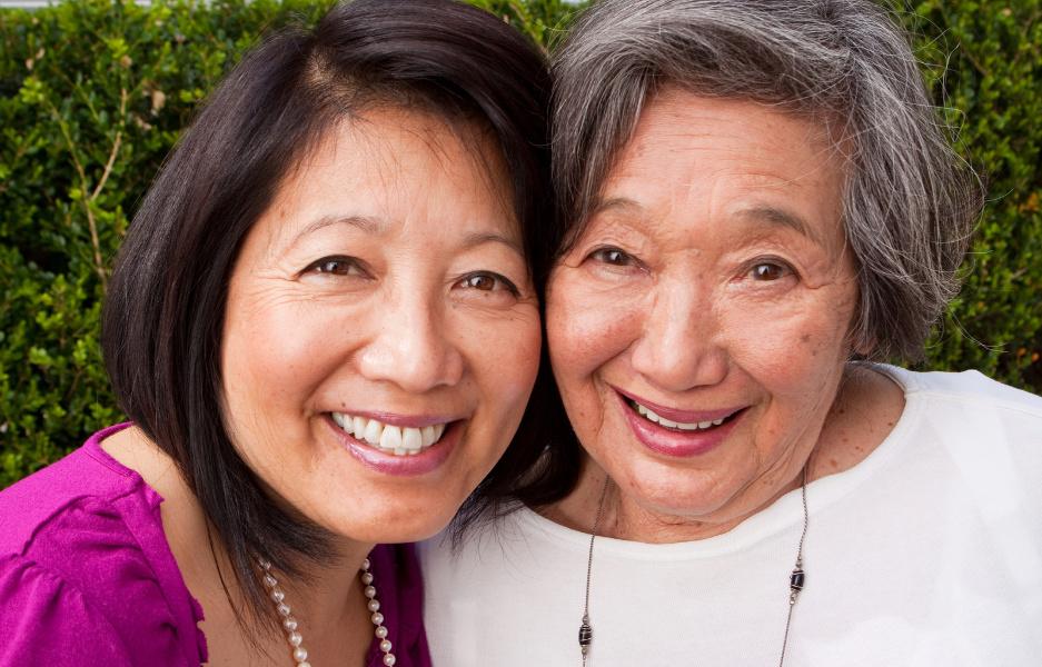 Elder Care in Fox Chapel PA: Caregiver Laughter