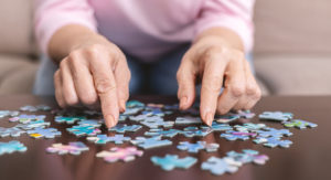 Home Care in Sewickley PA: Choosing Jigsaw Puzzles