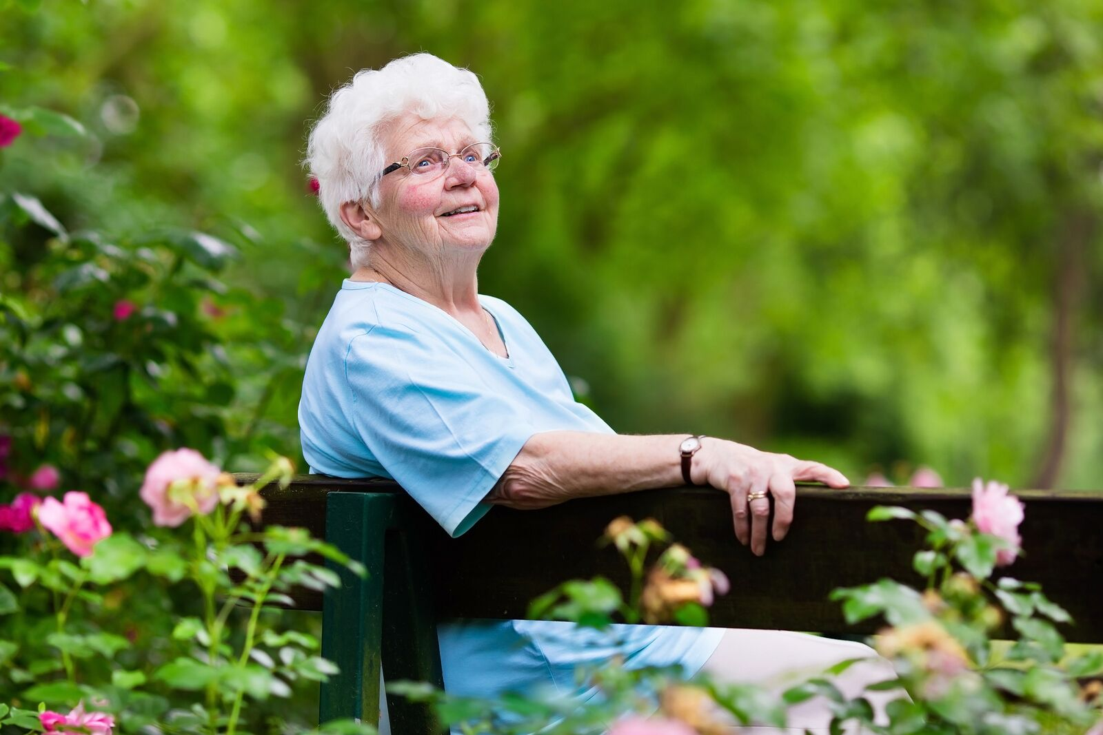 Elder Care in Bloomfield PA: Beautify Your Mom's Yard