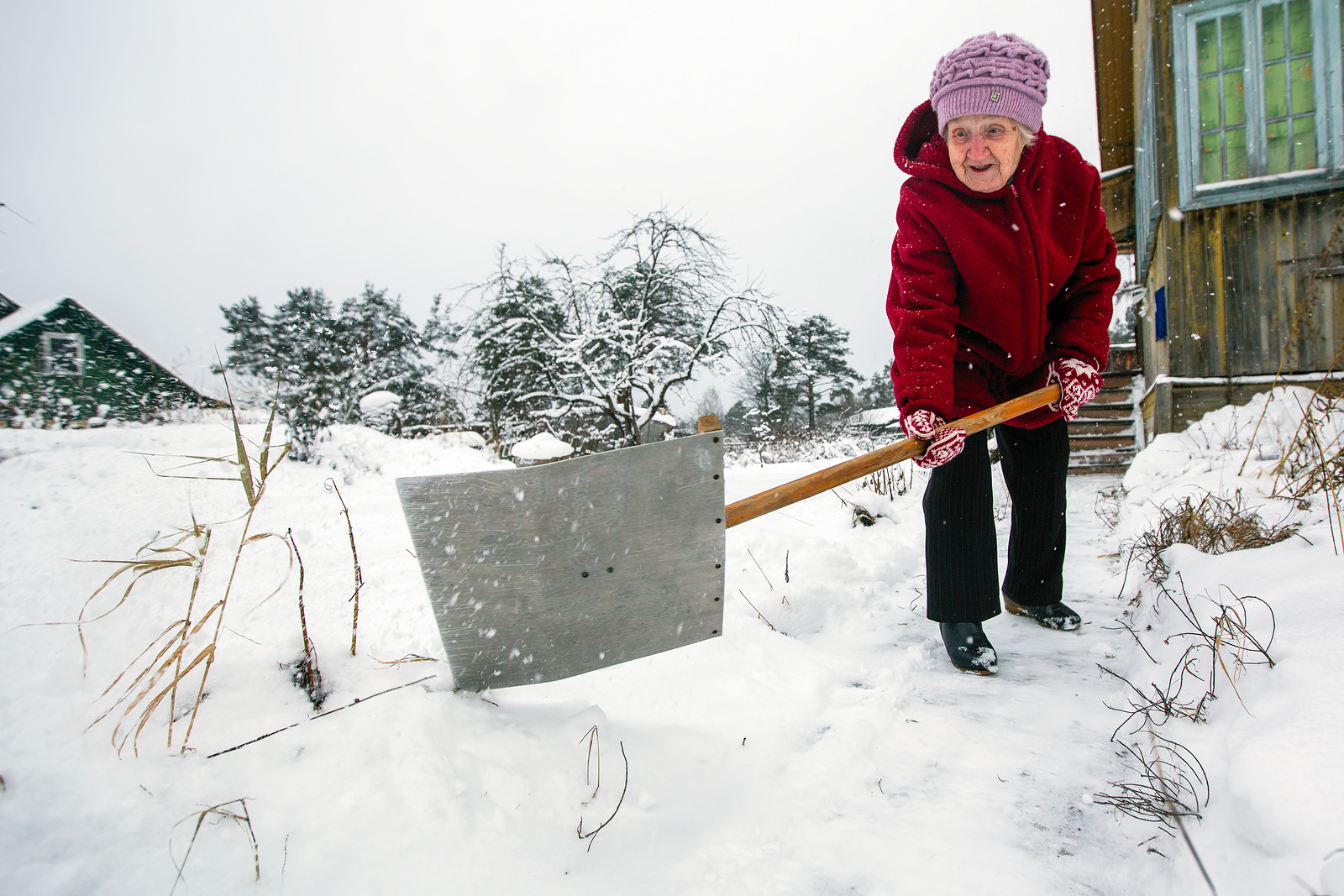 Home Health Care in Shadyside PA: Snow Preparations