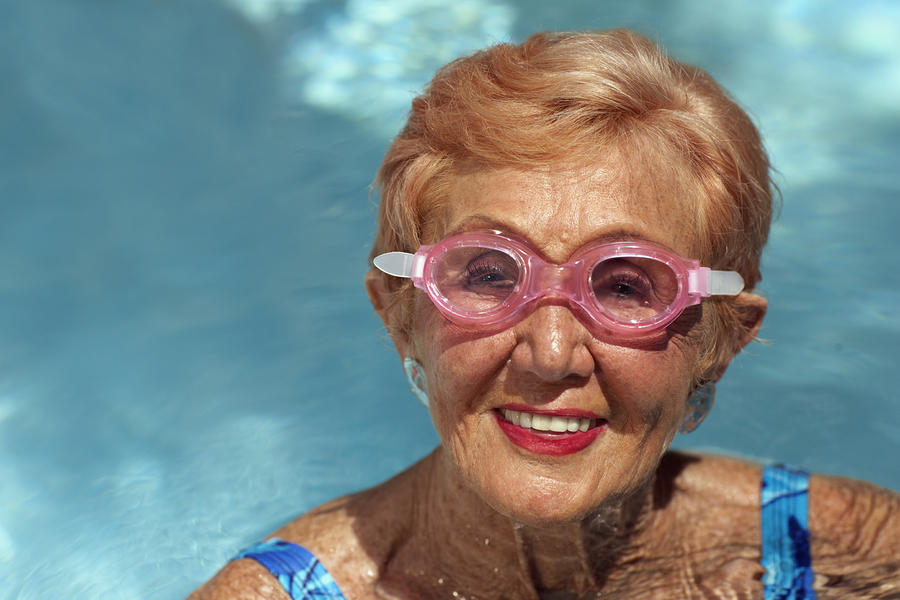 Elderly Care in Fox Chapel PA: Should Your Senior Consider Swimming