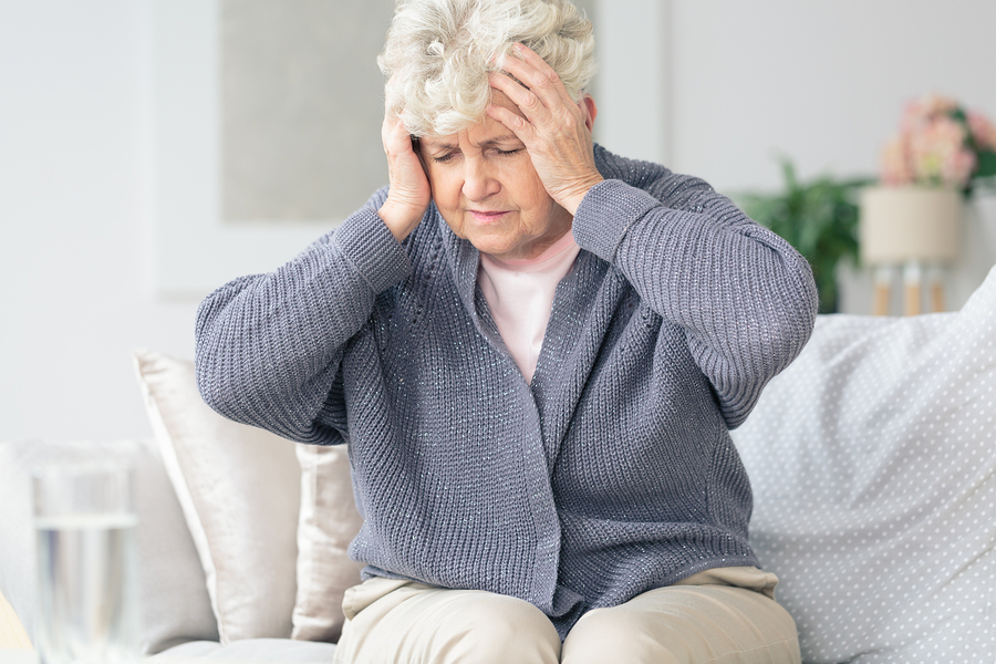 Home Care in South Side PA: Senior Stress