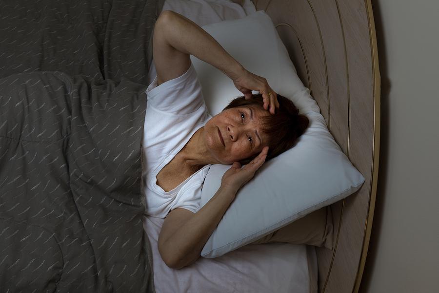 Senior Health: Sleep Tips