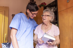 Elder Care in Edgewood PA: Happiness