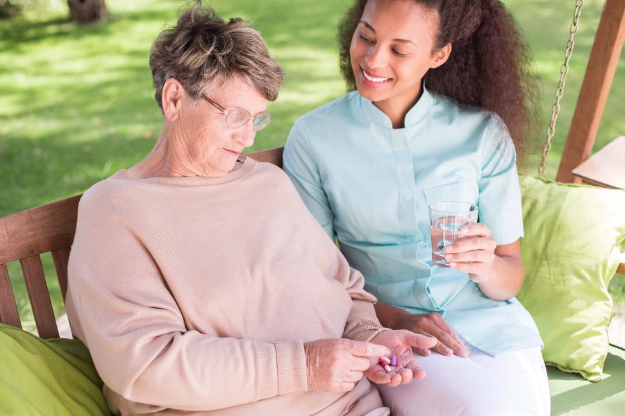 Home Care Services: Medicine Reminders